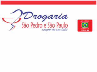 Drogaria São Pedro e São Paulo