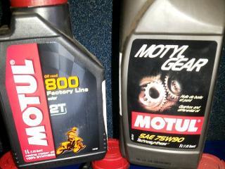 Temos produtos para motos linha motul.