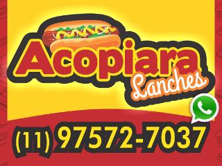 ACOPIARA LANCHES