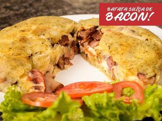 Batata Bacon
