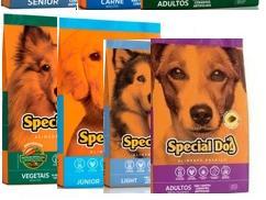 Linha Completa Special Dog